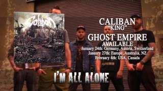 CALIBAN - King (OFFICIAL LYRIC VIDEO)