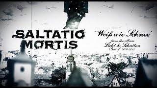 SALTATIO MORTIS - Weiß Wie Schnee (Official Lyric Video) | Napalm Records