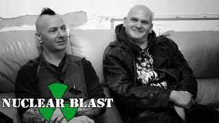DISCHARGE - 'End Of Days' Track By Track, part 1 (OFFICIAL INTERVIEW)