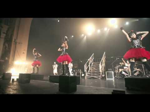 BABYMETAL Gimme Chocolate!! Live At The 02 Academy Brixton, London From New Live DVD : Blu Ray