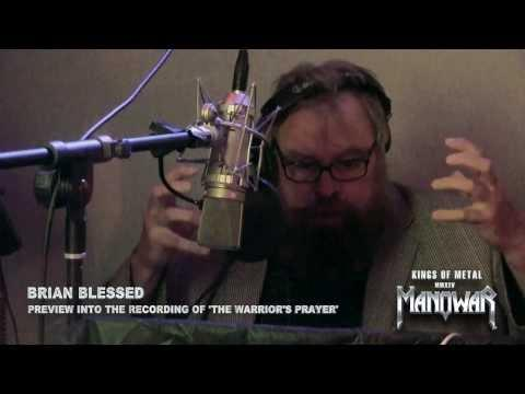 Kings Of Metal MMXIV: Movie Legend Brian Blessed Narrates 'The Warrior's Prayer'