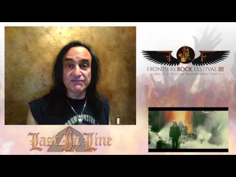 Vinny Appice Invites You ! Frontiers Rock Festival, April 23 & 24 2016