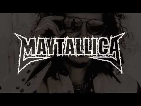 Metallica: Kirk Hammett - Maytallica 2004 Interview [AUDIO ONLY]