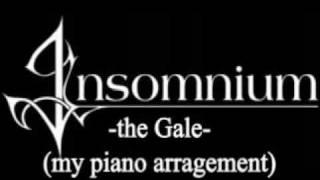 Insomnium - The Gale (my Piano Arragement)