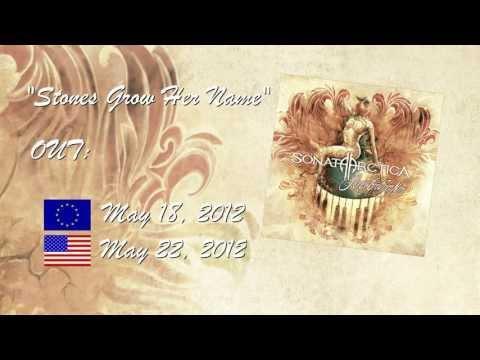 SONATA ARCTICA - Stones Grow Her Name (OFFICIAL TEASER)