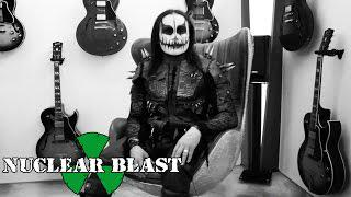 CRADLE OF FILTH - Dani Filth Discusses The Artwork For 'Hammer Of The Witches' (OFFICIAL INTERVIEW)