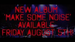 "THE DEAD DAISIES - ""Make Some Noise"" Teaser"