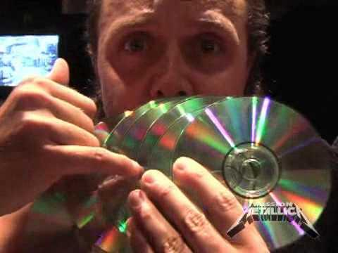 Mission Metallica: Fly On The Wall Clip (May 29, 2008)