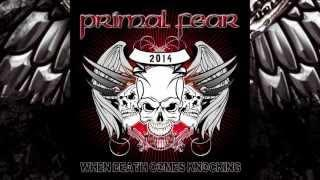 Primal Fear - When Death Comes Knocking Sample (Official song sample / New album 2014)