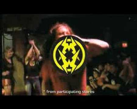 Municipal Waste 'The Art Of Partying' Tv Advert