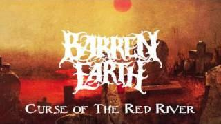 Barren Earth - Curse of the Red River album advert
