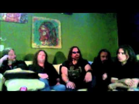 SYMPHONY X - Iconoclast: Live Stream Re-Broadcast (OFFICIAL INTERVIEW)