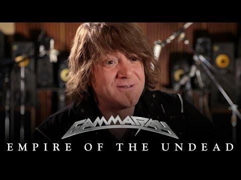GAMMA RAY 'Empire Of The Undead' New Album Trailer 2