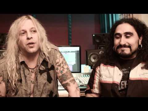 Ted Poley - Beyond The Fade EPK