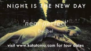 Katatonia 'Night Over North America' tour ad
