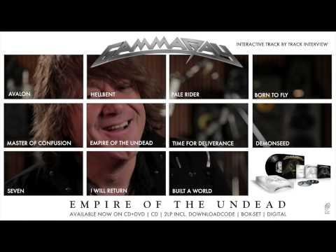 Gamma Ray 'Empire Of The Undead' Interactive Track By Track Interview