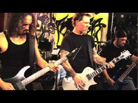 Time Warp Featuring Metallica - Preview Clip #6