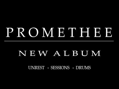 PROMETHEE - Studio Diary: Episode 1 - Drums