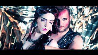 KAMIKAZE KINGS - Boneshaker Boogie (official Music Video)