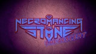 "Necromancing the Stone ""The Descent"" (LYRIC VIDEO)"
