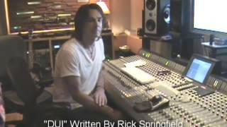 Rick Springfield - DUI