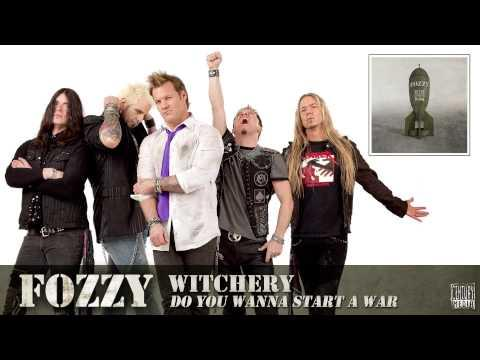 FOZZY - Witchery (FULL SONG)