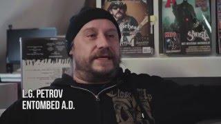 ENTOMBED A.D. - Dead Dawn (Track by Track Pt. 1)