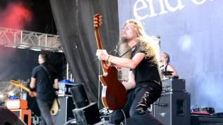 END OF GREEN @ Summer Breeze 2013 | Napalm Records