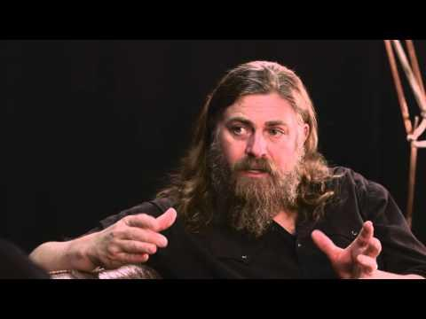 An Interview With The White Buffalo - Part 2: Sons Of Anarchy (Live At YouTube, London)