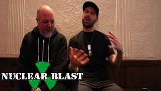 DESPISED ICON - Starting out and paving the way for a new sound (OFFICIAL INTERVIEW)