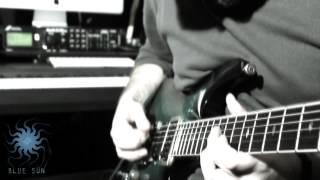 "DESTINY POTATO -  ""Blue Sun"" Instrumental Axe Fx II Demo (Guitar Playthrough)"