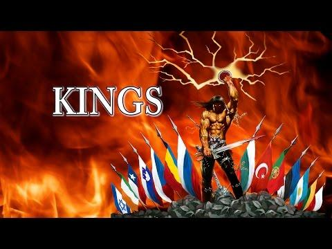 Germany! Get Ready For MANOWAR's Gods And Kings World Tour 2016!