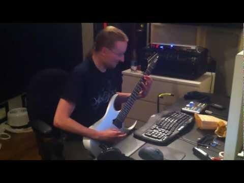 WINTERSUN - TIME I - Studio Trailer (PART 2) (OFFICIAL BEHIND THE SCENES)