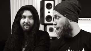 "Sinsaenum: Fred Leclercq and Jens Bogren about the mixing of ""Echoes Of The Tortured"""