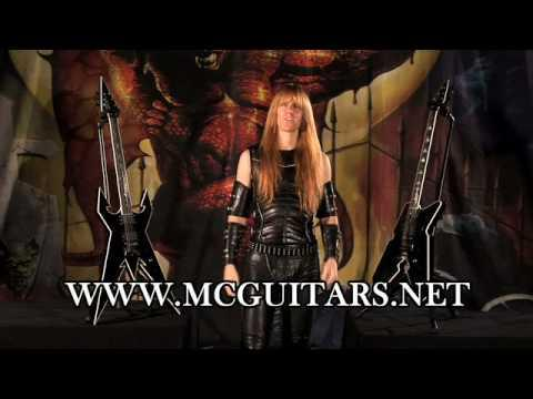Karl Logan Signature Guitar Promotion - MC Guitars