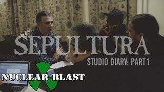 SEPULTURA - 2016 Studio Diary #1 (OFFICIAL STUDIO TRAILER)