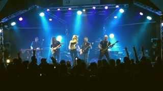 ASYLUM PYRE -These Trees Live-Clip ( Melodic Metal )