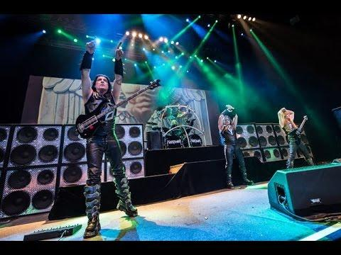 Joey DeMaio Calling The Brazilian Manowarriors To Join MANOWAR At Monsters Of Rock - April 26, 2015