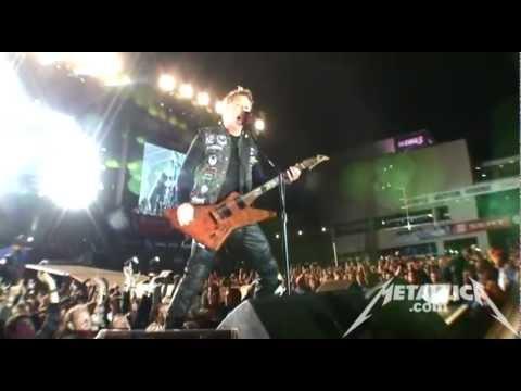 Metallica - Enter Sandman (Live - Nurburgring, Germany) - MetOnTour