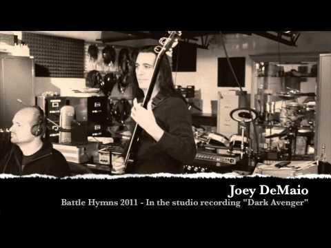 Joey DeMaio Recording