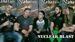 SABATON - Heroes (OFFICIAL TRACK-BY-TRACK PART III)