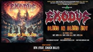 EXODUS - Blood In, Blood Out (OFFICIAL ALBUM TEASER)