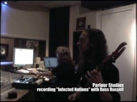 Evile 'Infected Nations' DVD Teaser