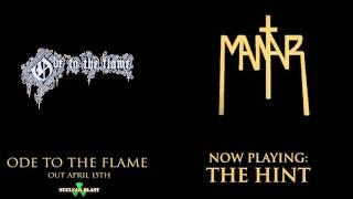 MANTAR - Ode To The Flame  - Album Snippets (OFFICIAL)