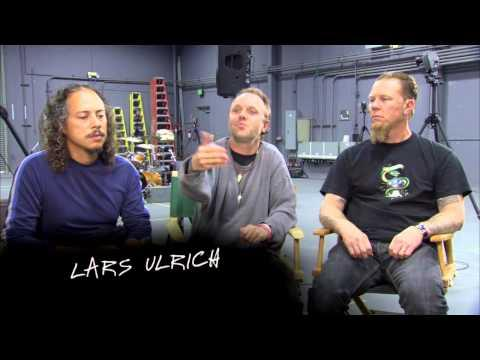 Guitar Hero: Metallica - Behind The Scenes (The Game)