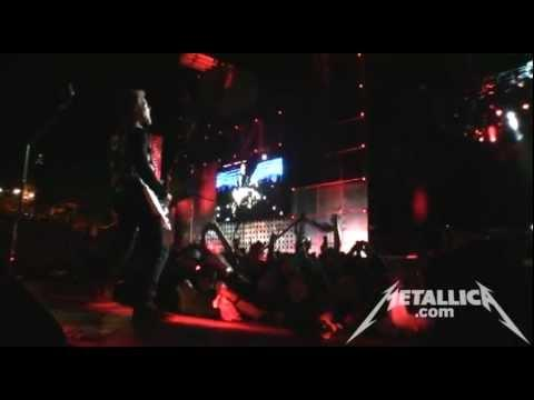 Metallica - Don't Tread On Me (Live - Lisbon, Portugal) - MetOnTour