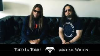 QUEENSRŸCHE - European Tour Trailer 2016