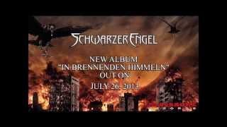 SCHWARZER ENGEL - In Brennenden Himmeln Pre-Listening [Dark / Gothic Metal] (Audio-Only)