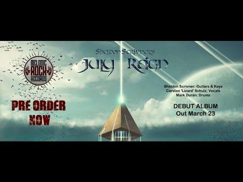 July Reign - Rest In Ruins (Debut Album Feat. Carsten Schulz)