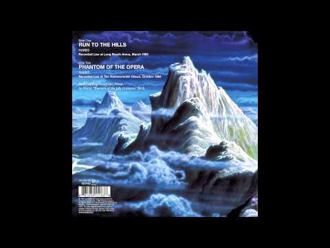Iron Maiden  - Run To The Hills (Live) / Phantom Of The Opera (Live)